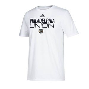 NWT Adidas Philadelphia Union t-shirt